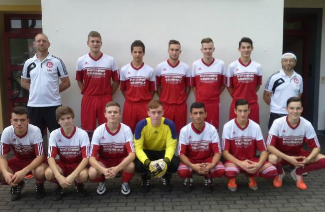 A-Junioren JSG Untermosel S14/15