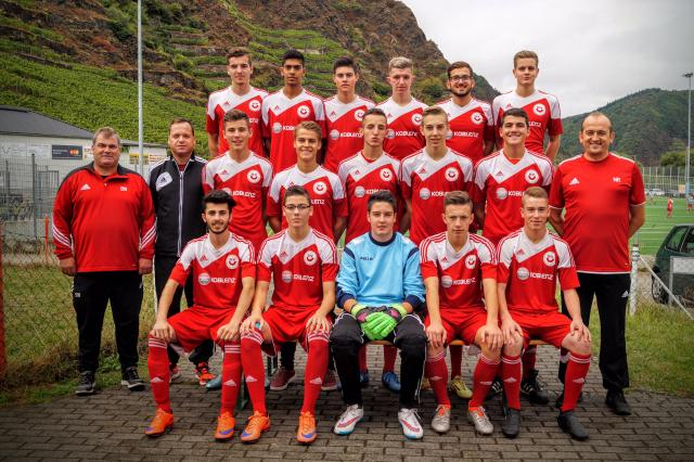 A-Junioren JSG Untermosel S16/17