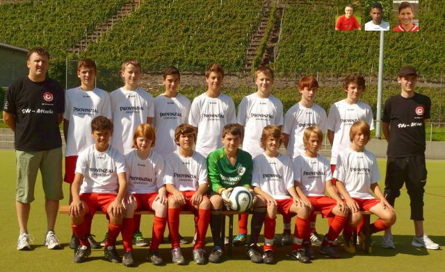C1-Junioren Saison 2011/12