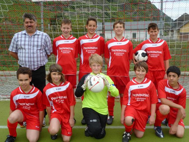 C2-Junioren Saison 2011/12