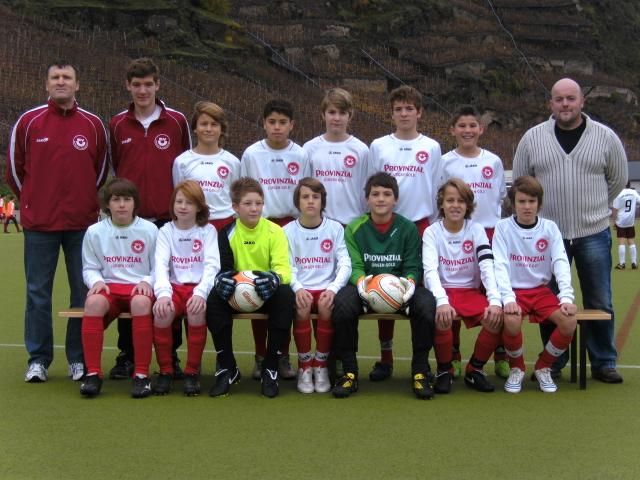 D1-Junioren Saison 2010/11