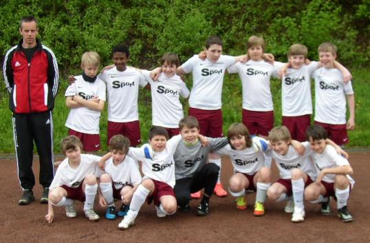 D2 Junioren Saison 2011/12