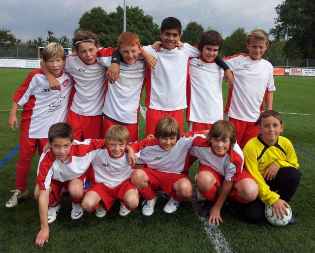 D1-Junioren Saison 2012-13