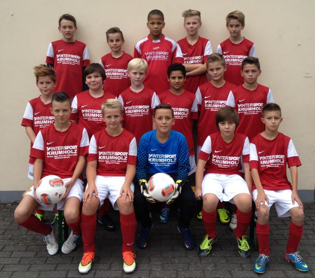 D1-Junioren Saison 2013-14