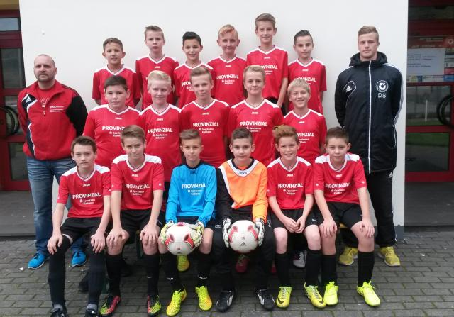 D1-Junioren JSG Untermosel S14/15