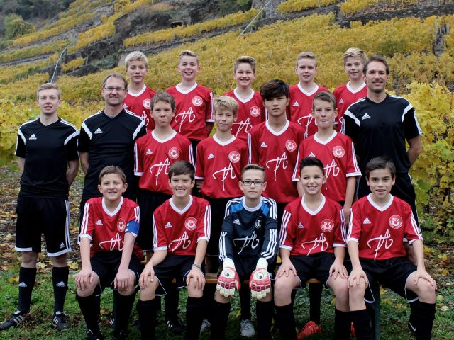D1 Junioren JSG Untermosel S15/16