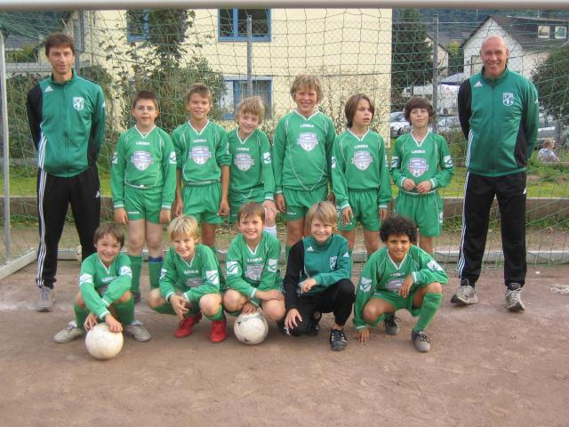 E2-Junioren Saison 2010/2011