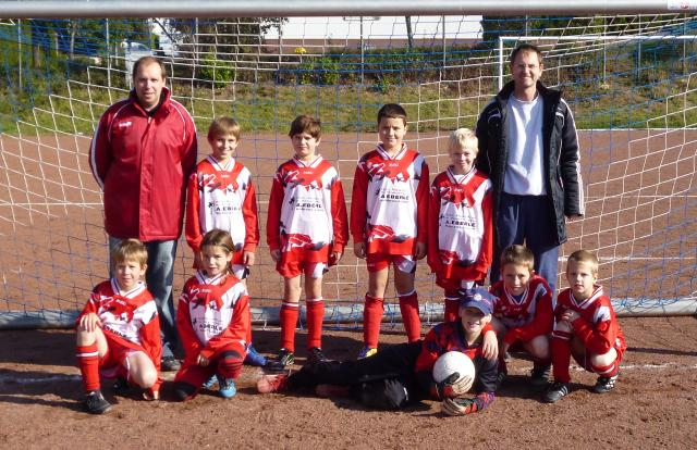 E4-Junioren Saison 2011/12