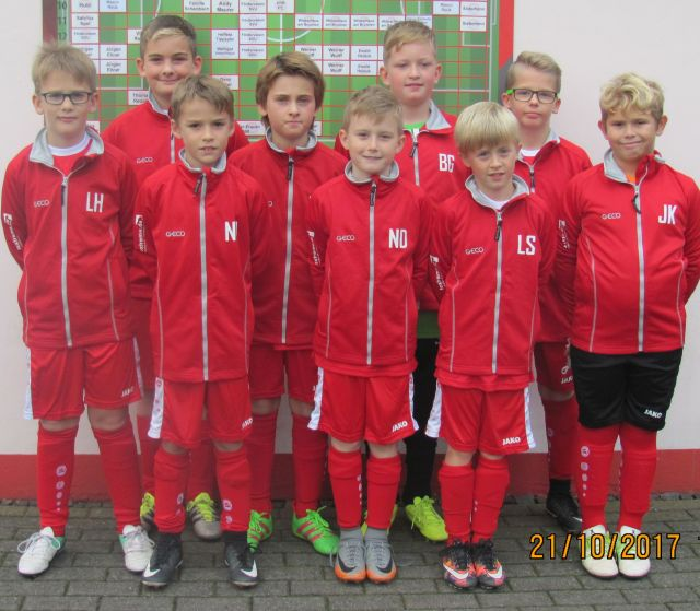 E1 Junioren JSG Untermosel S17/18
