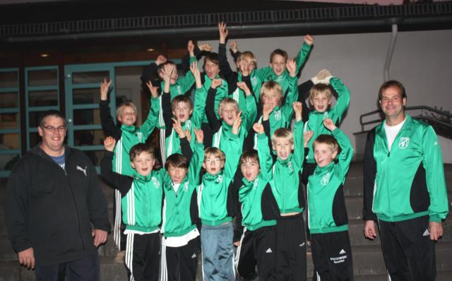 F2-Junioren Saison 2010/11