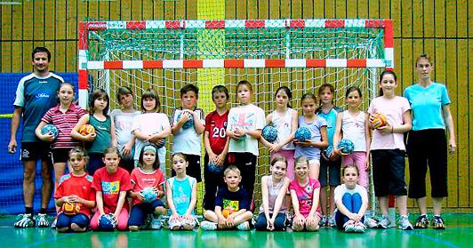 Weibliche E-Jugend 2009-2010