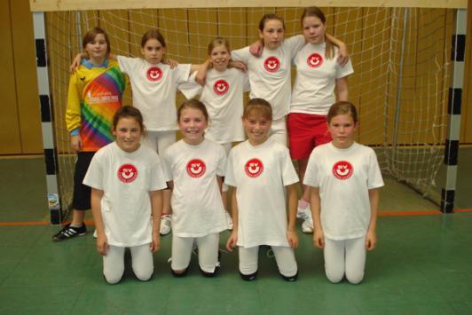 Weibliche E-Jugend 2010-2011