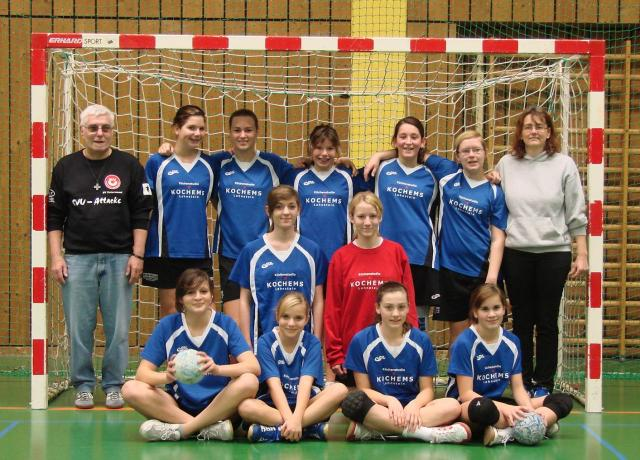 Weibliche C-Jugend Saison 2010-2011