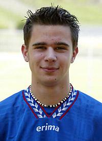 Sven Geisbüsch,19 Jahre, Mittelfeld/Angriff